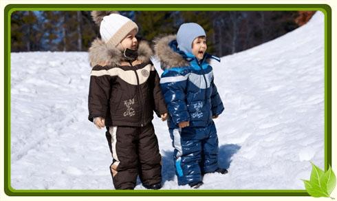 Верхняя детская одежда для мальчиков