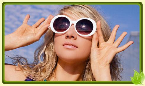 лечить глаза солнечным светом