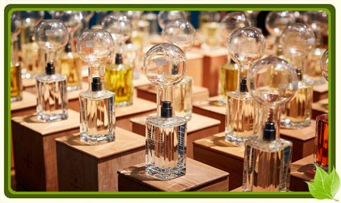 выставка парфюмерии